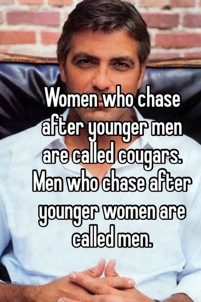 why are women called cougars