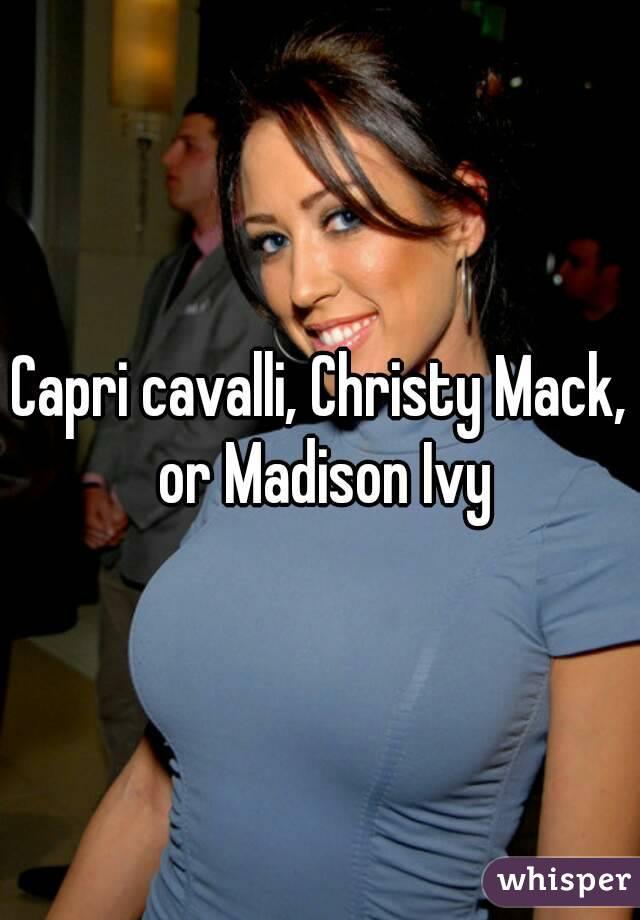 Madison ivy and christy mack