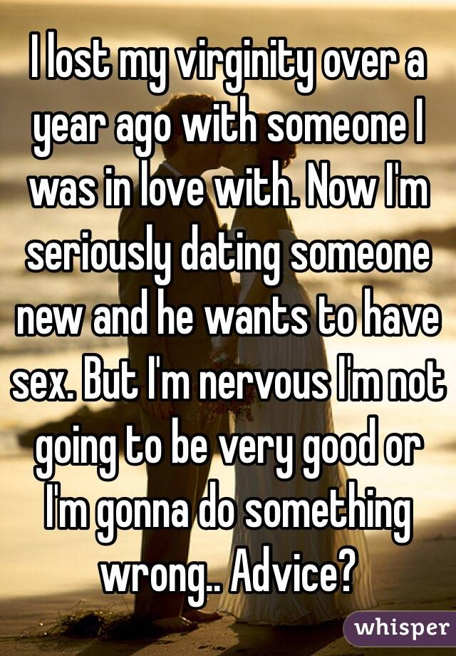 Dating Someone For Over A Year