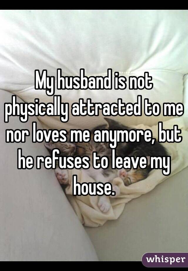 Not sexually attracted to husband pics 75