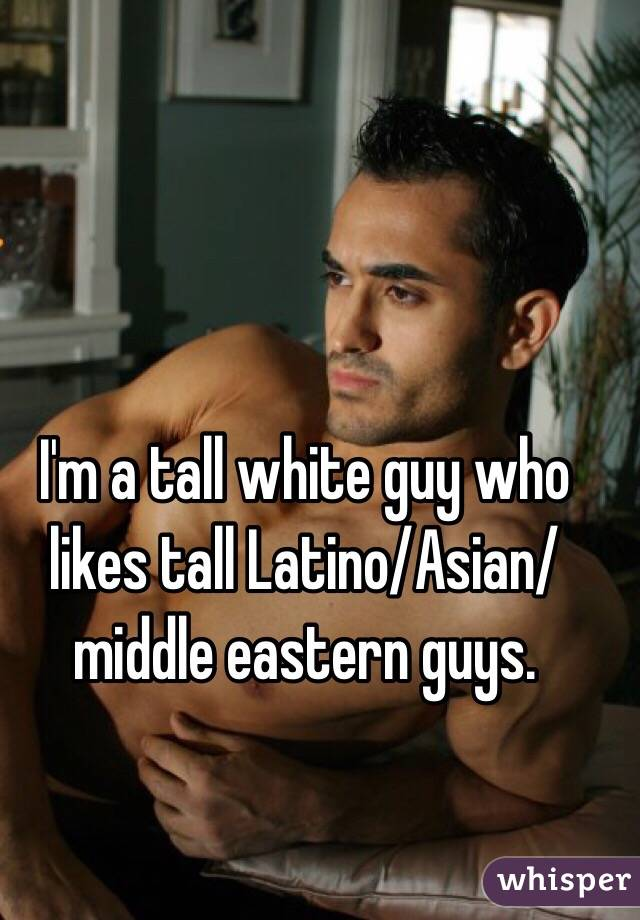 Asian vs white guys