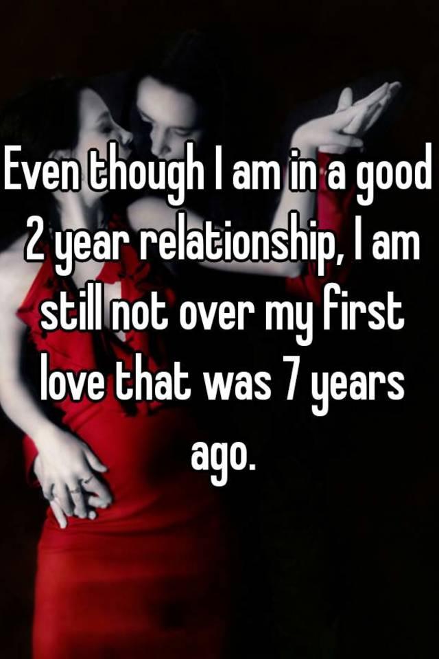 2 year relationship