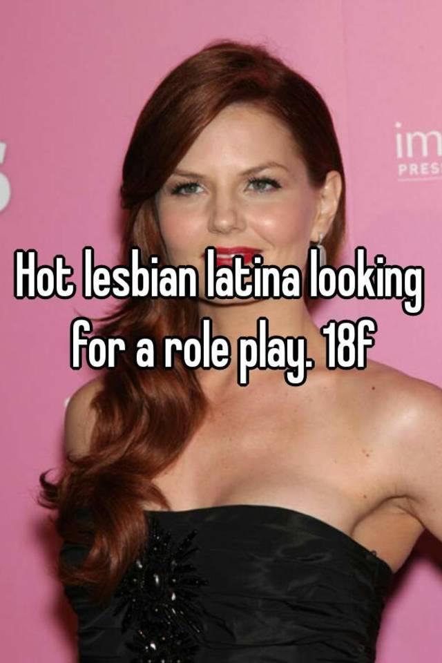 Lesbian hot latina