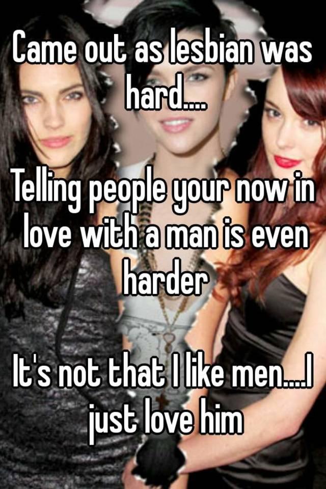 Hard out lesbians