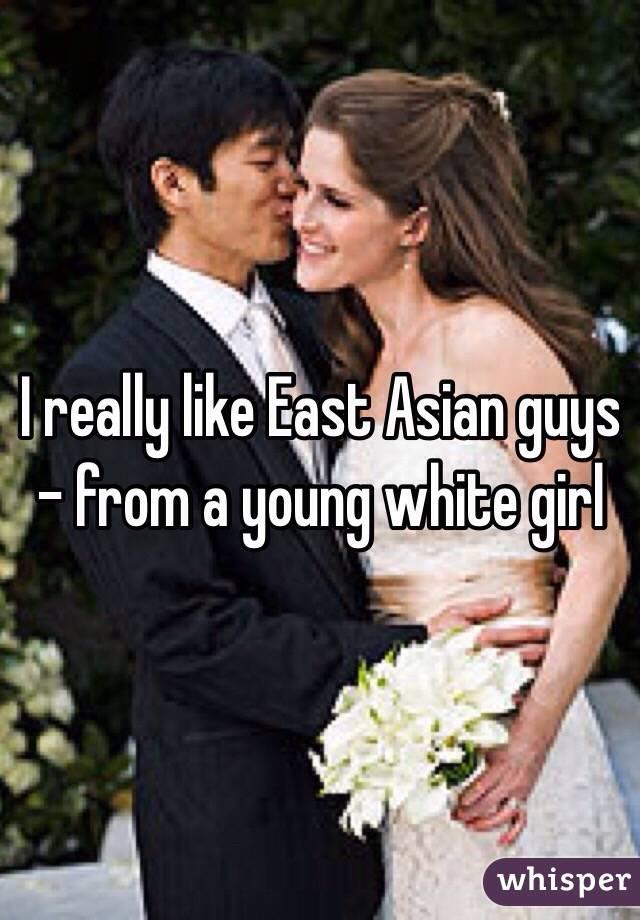 Asian male white girl #2