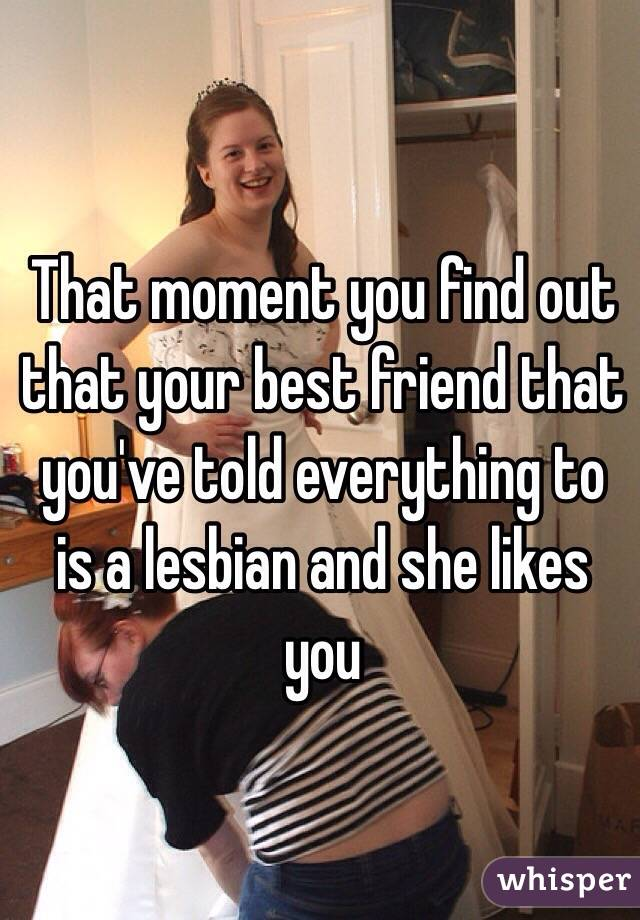How To Tell If Your Lesbian Friend Likes You