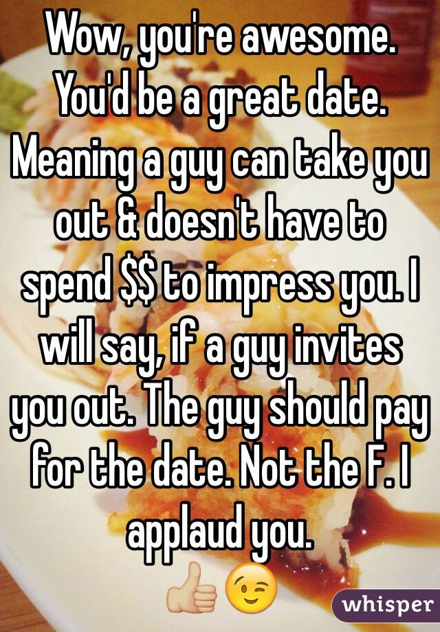 Have a date meaning