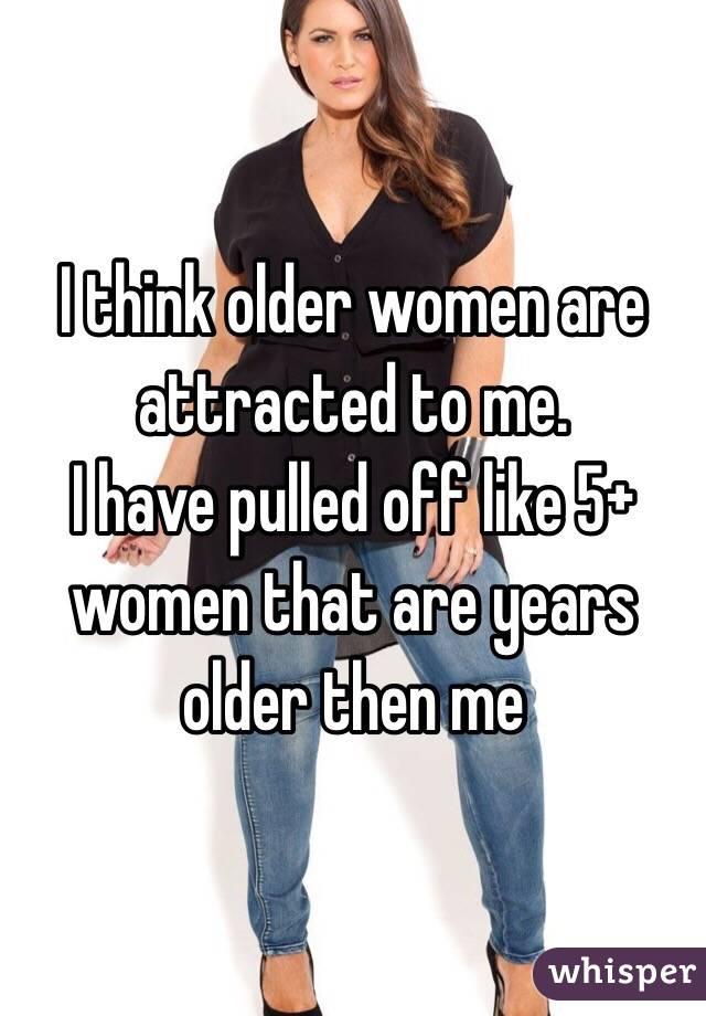 Attract older women