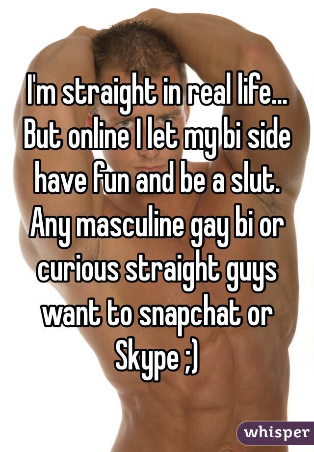 Gay Bi Skype Fun