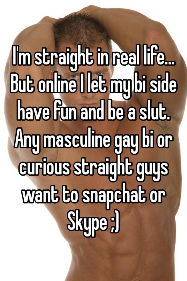 Gay bi skype fun