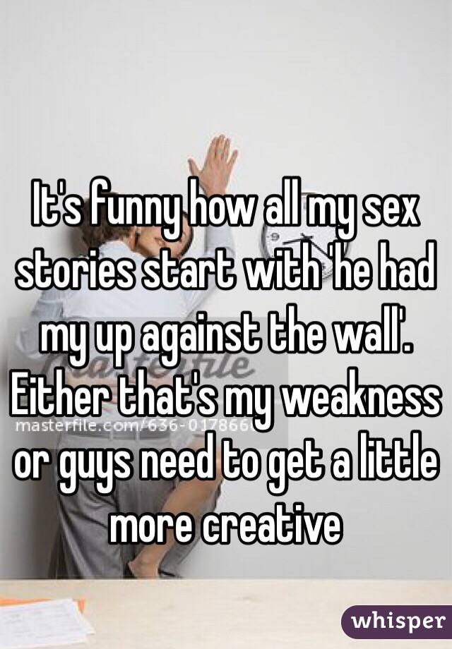 Real Funny Sex Stories