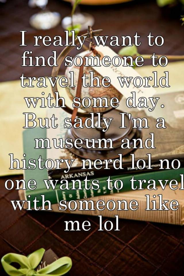 Find someone to go travelling with