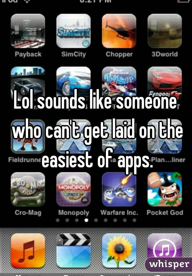 Get laid apps