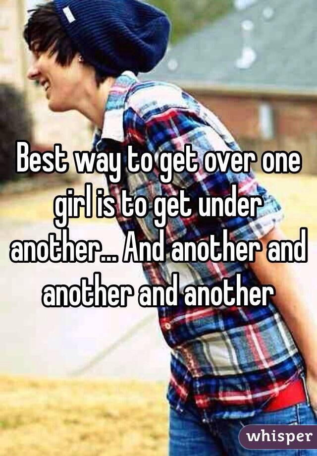 Best Way To Elude one's captors Over A Girl