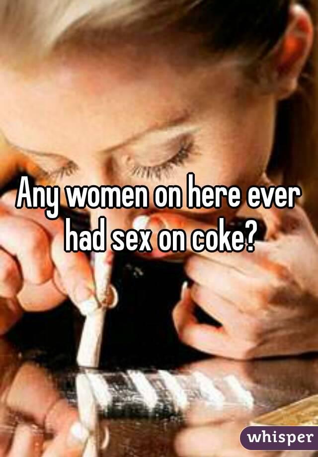 Sex coke