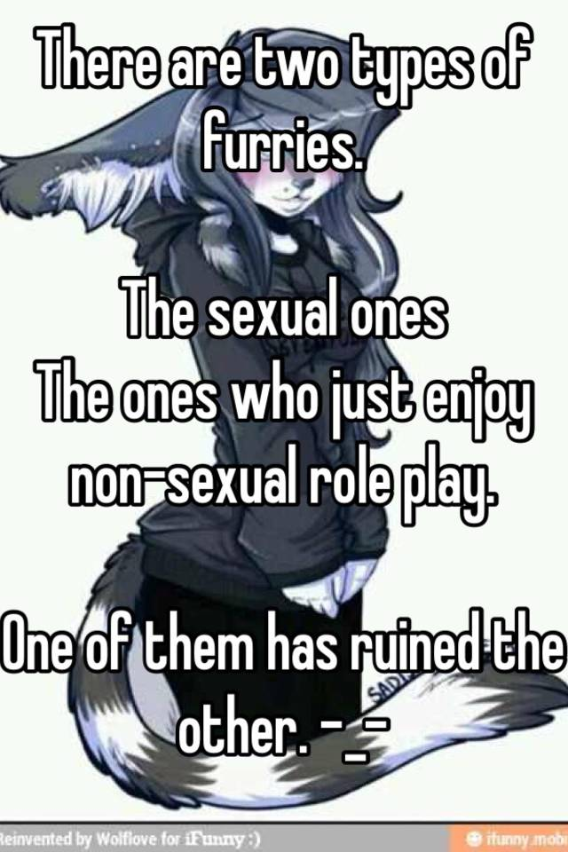 Types of sexual roleplay