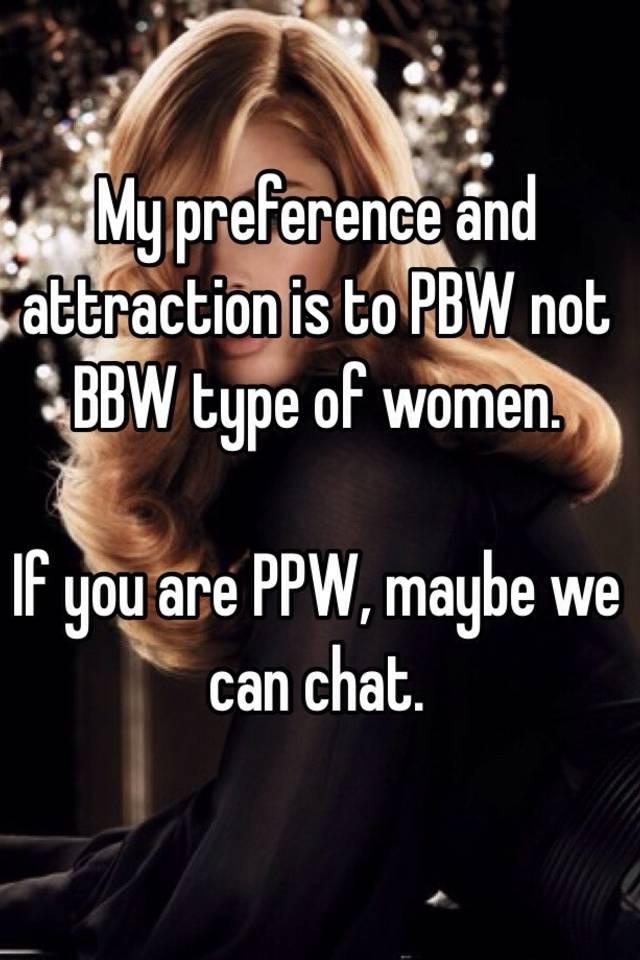 Bbw attraction