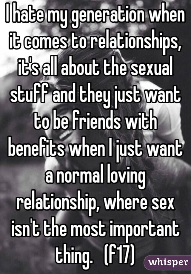 Where to find friends with benefits