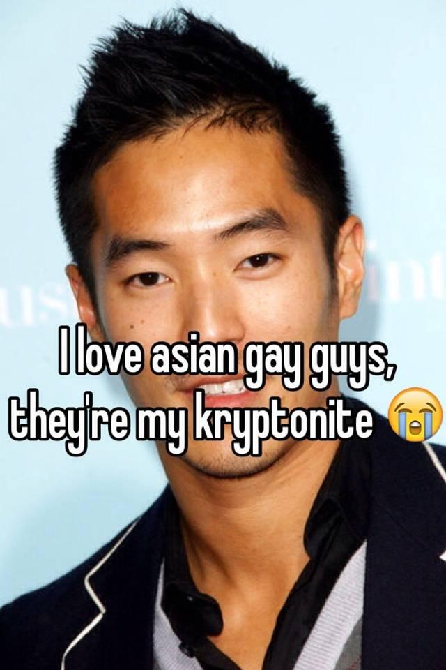 I love asian gay