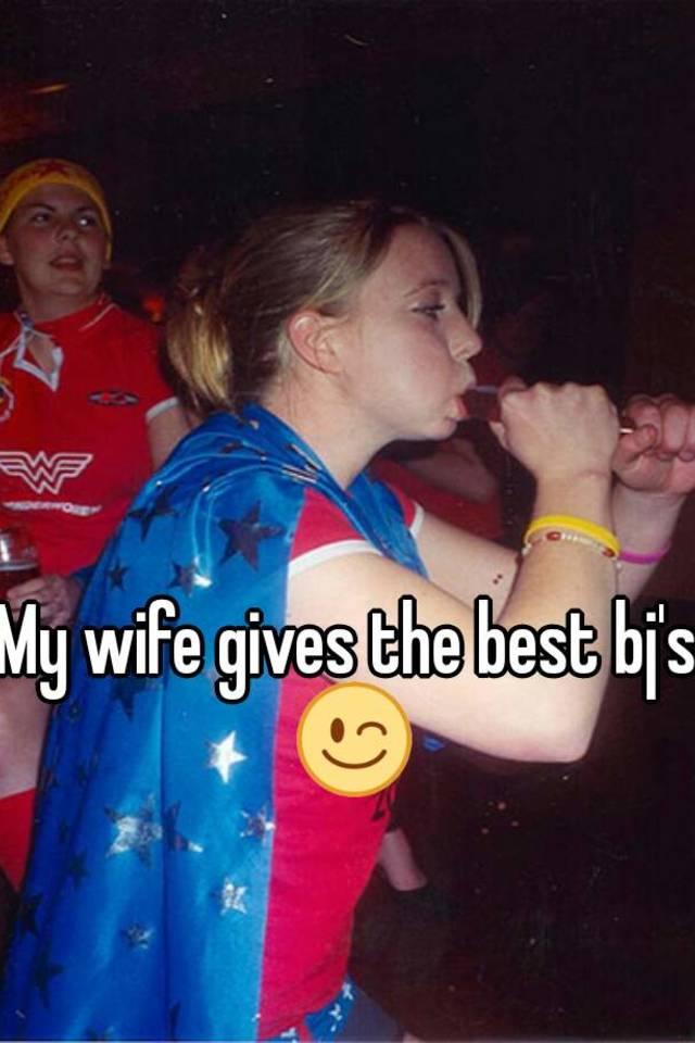 Wife bjs
