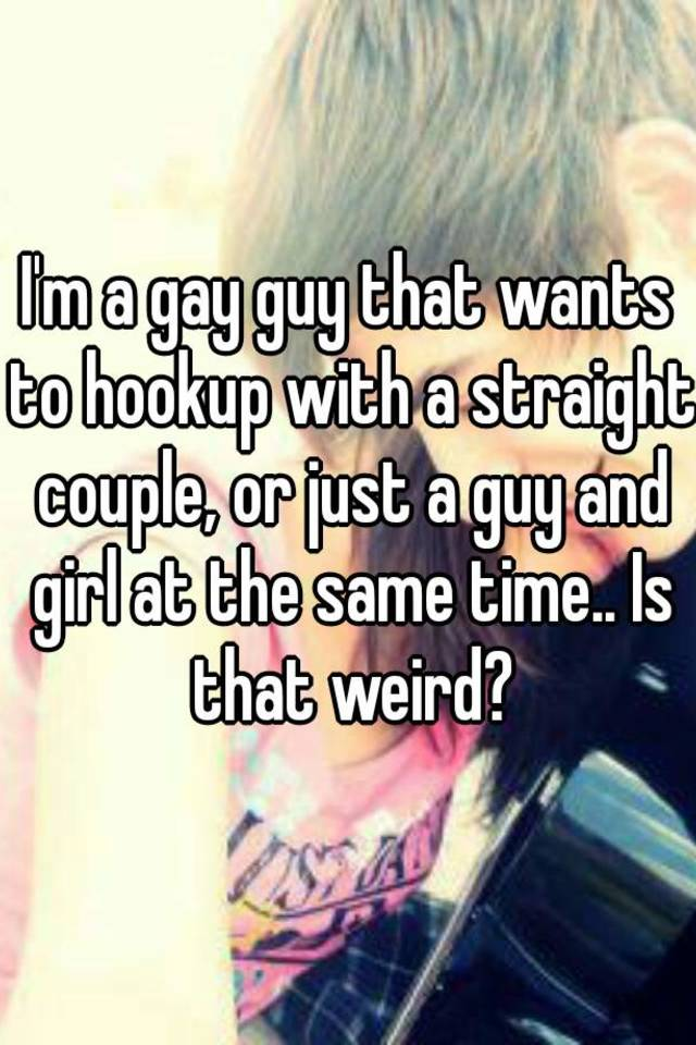 girl only wants to hook up