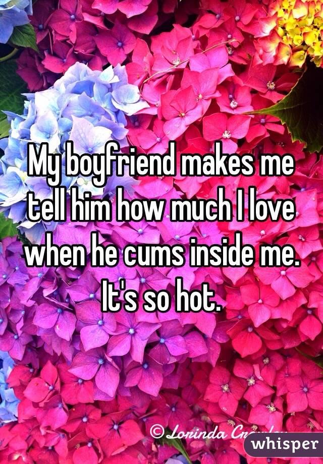 Big Dick Cums Inside Pussy