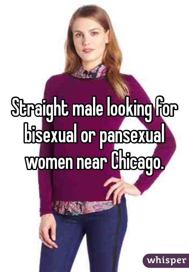 Bisexual chicago in woman