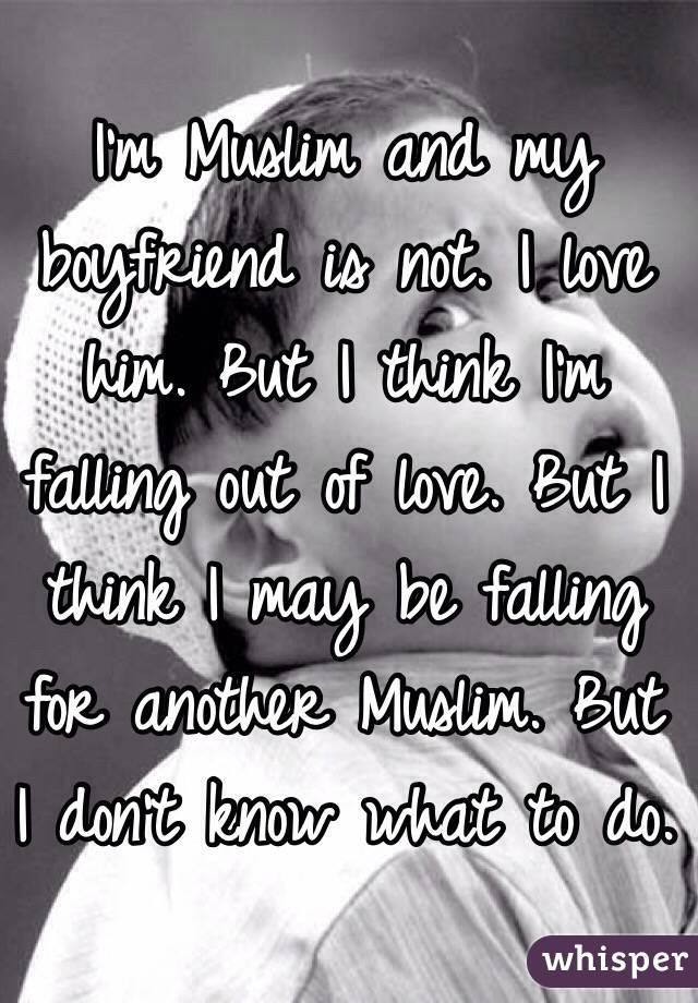 i m not in love with my boyfriend yet
