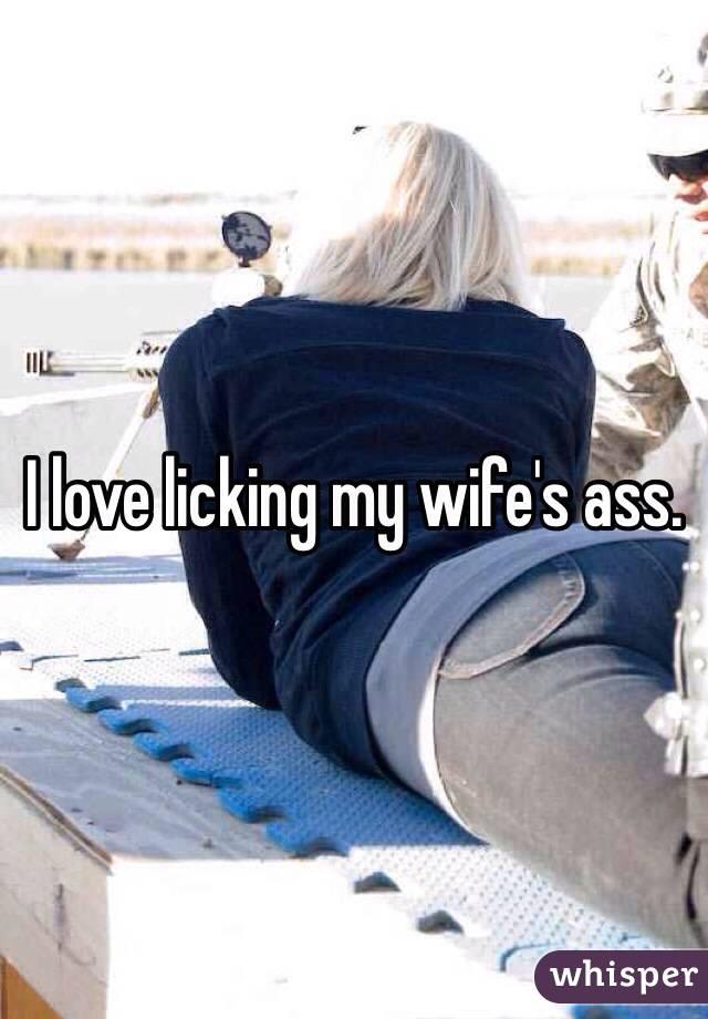 S My nice ass wife