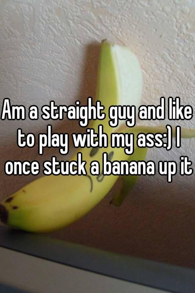Banana In The Ass