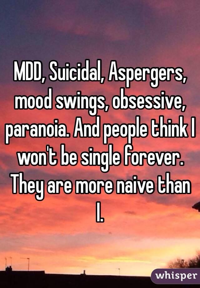 Forever Aspergers Single