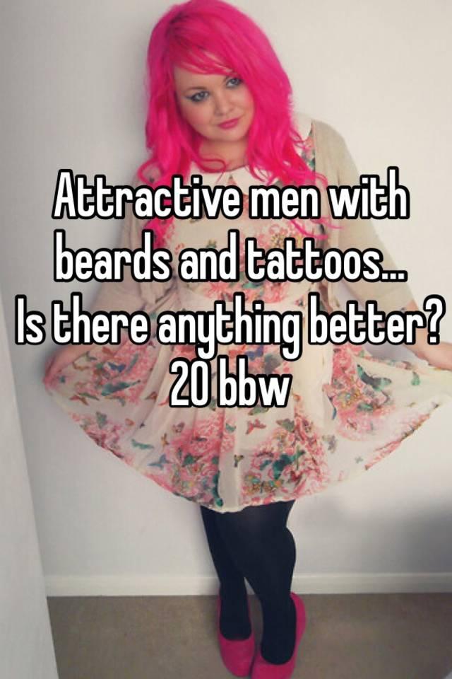 Attractive bbw