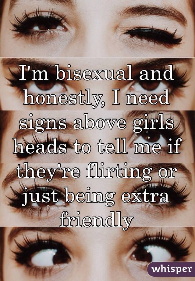 how to tell if you are bisexual