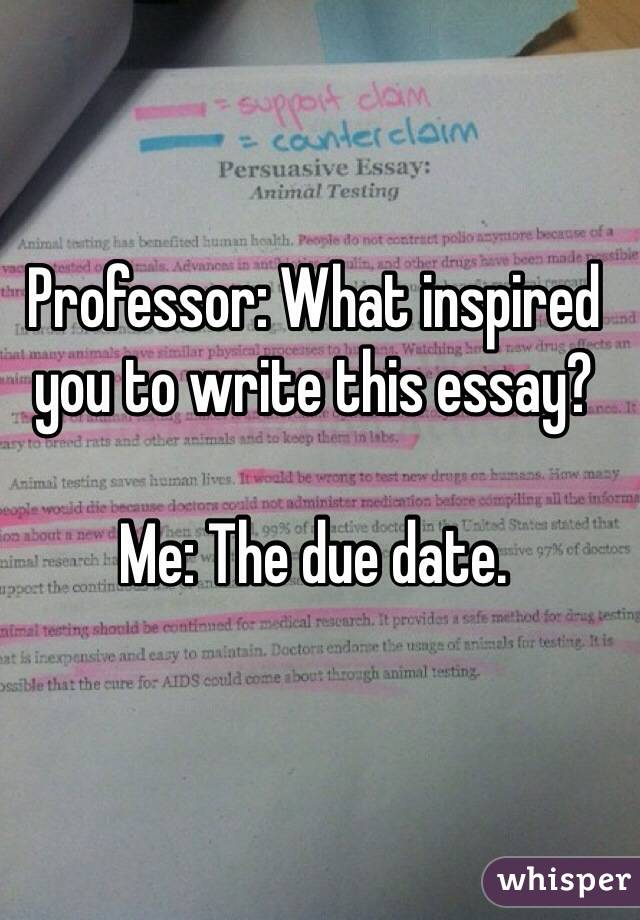 what inspires you essay  discover scholarship essay topics