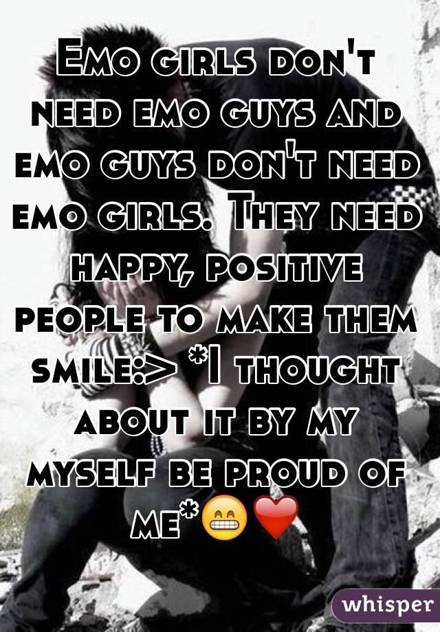 emo guys dating