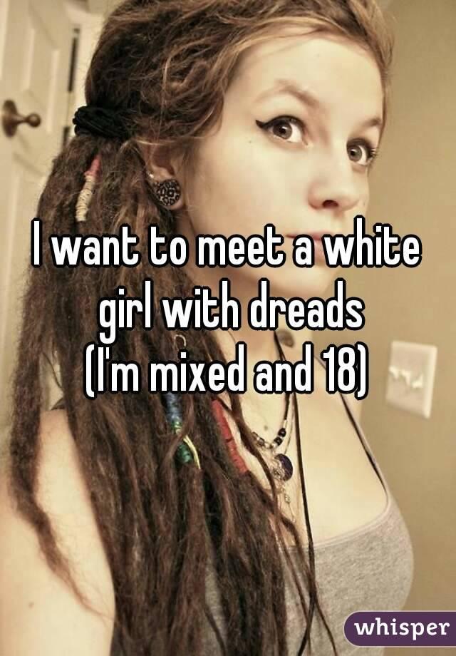 where to meet white girls