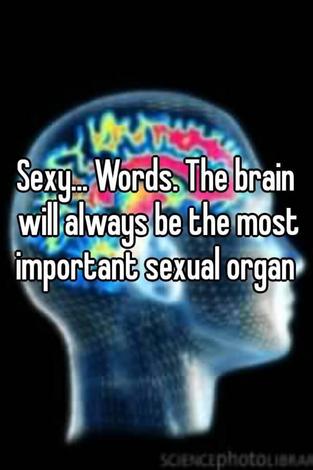 Most impotent sex organ