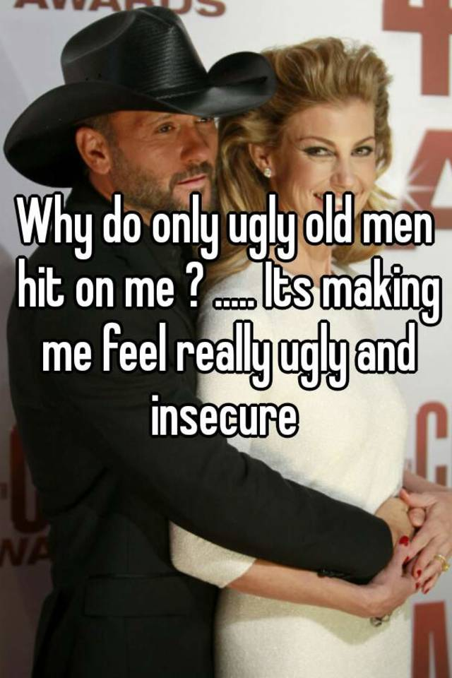 dating an insecure older man