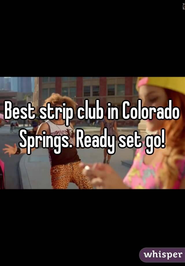 Colorado springs strip club