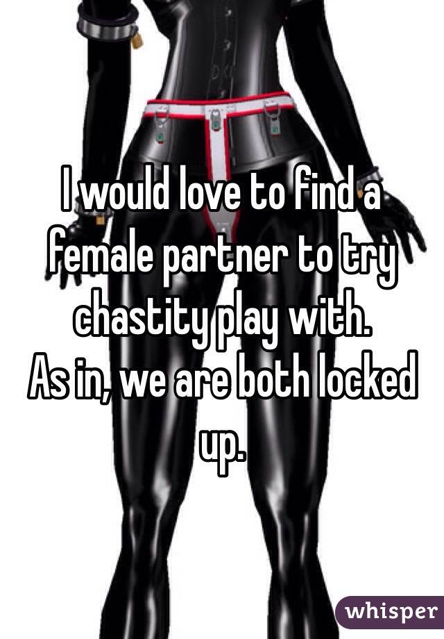 Locked up in chastity 4