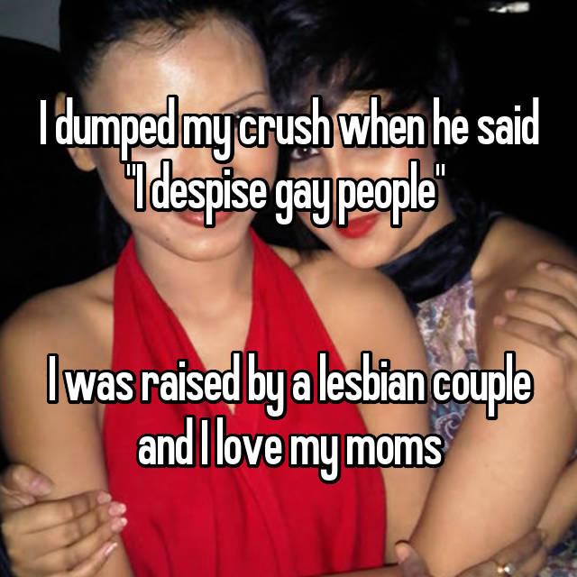 Growing up lesbian
