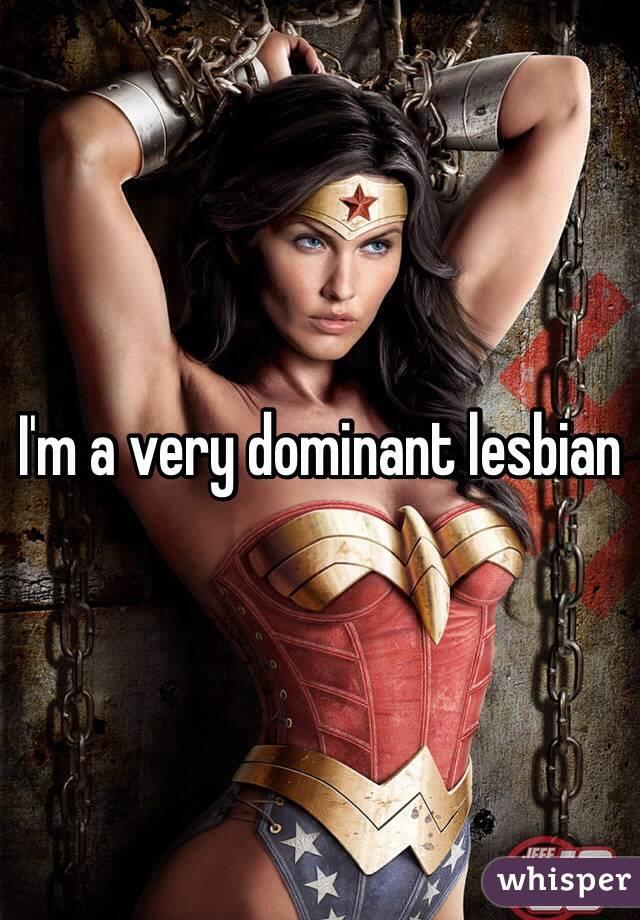 Dominant lesbian pics