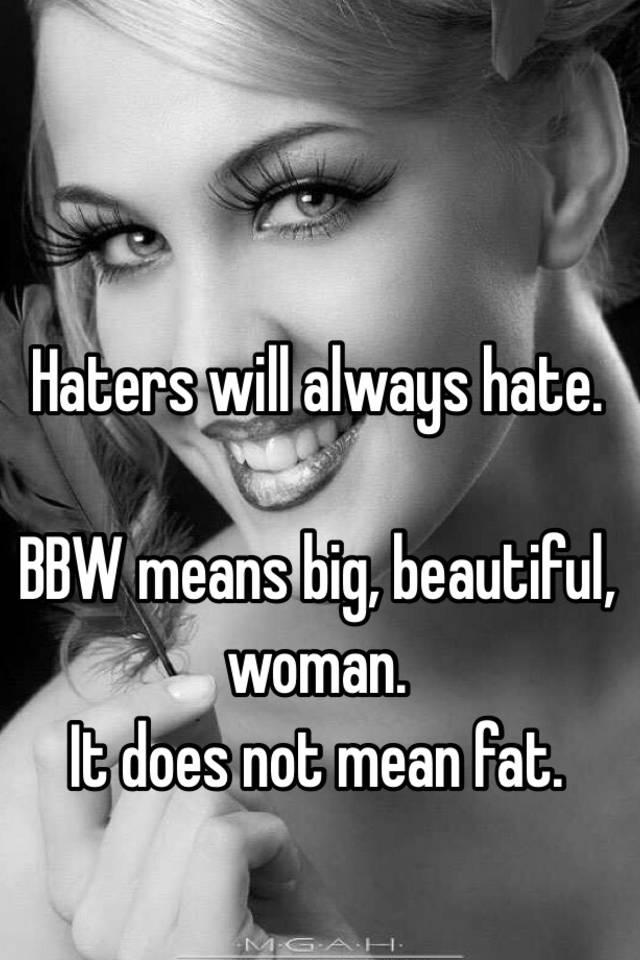 Big Fat White Bbw