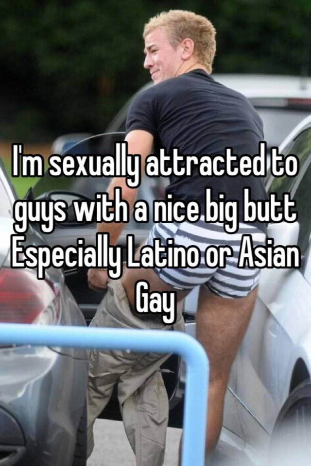 Gay latino male booty