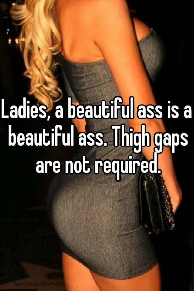 Beautiful ass in shorts