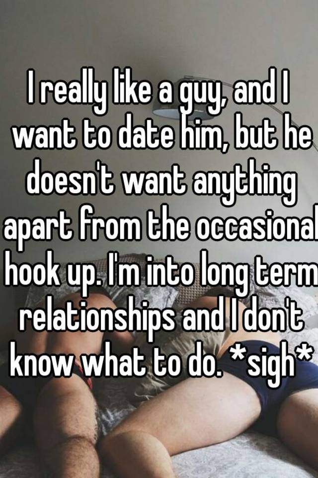 how do i tell a guy i want to date him