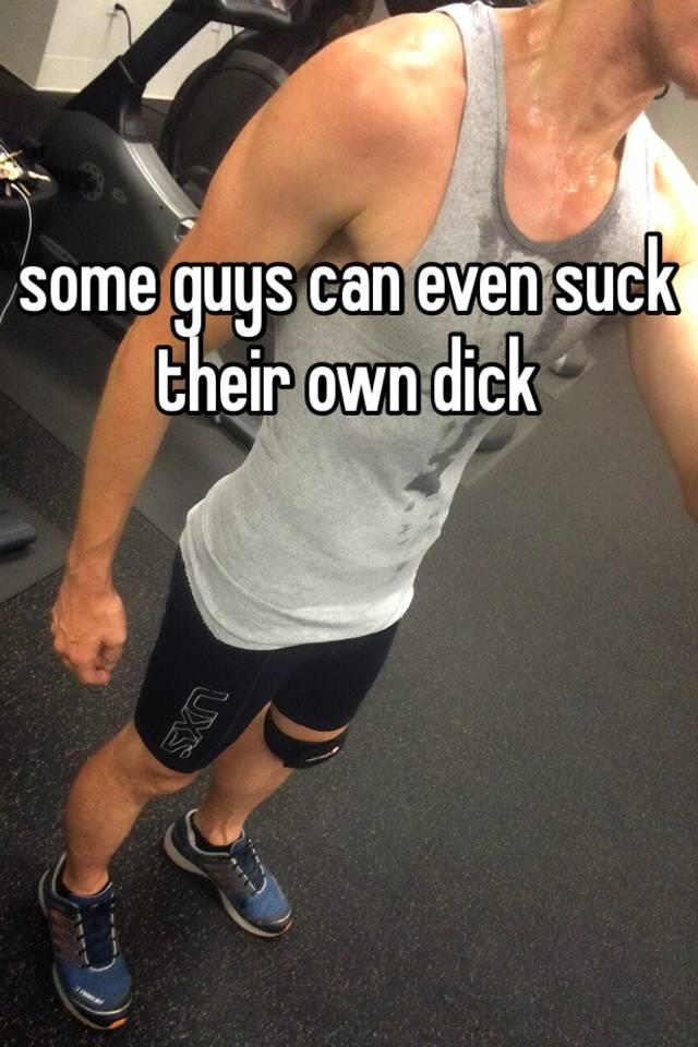 Suck their own dick