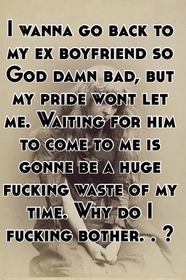 bad ex boyfriend