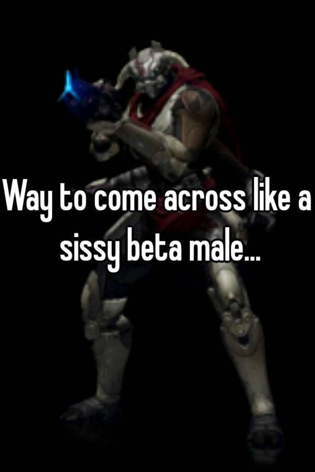 male Sissy beta