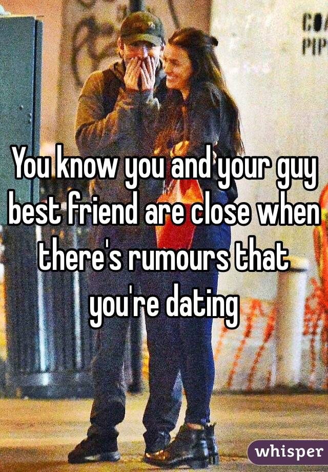 Reasons youre dating your best friend
